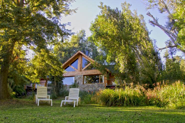 Tillka casas de monta a en villa la angostura tel fono - Casas en la montana ...