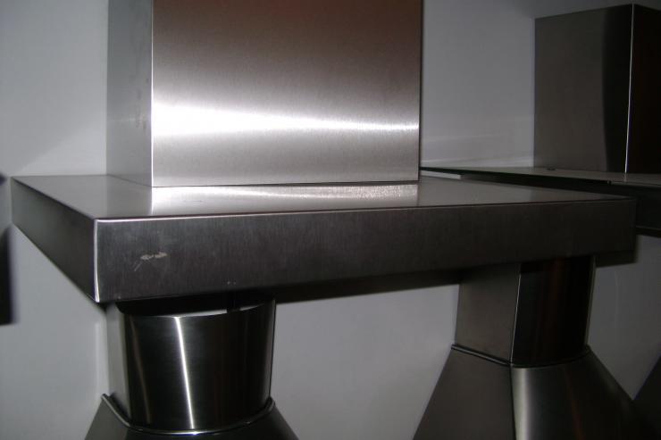 Reciclaire campanas de cocina y extractores de aire en - Extractores para cocinas ...
