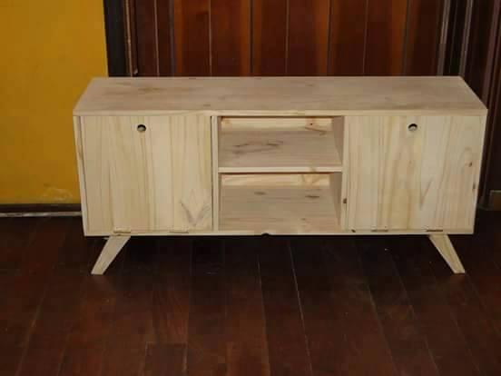 Syl muebles de pino en lan s este tel fono y m s info - Empresas fabricantes de muebles ...