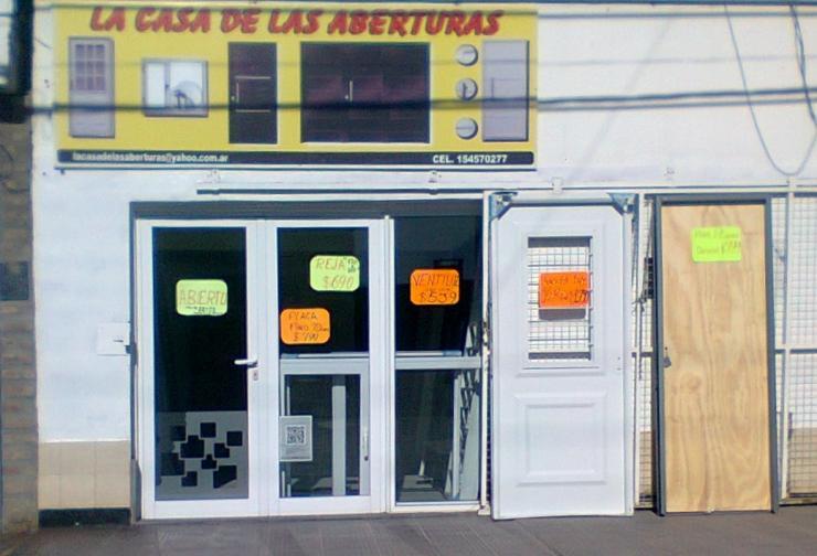 La Casa De Las Aberturas En Plottier Tel Fono Y M S Info