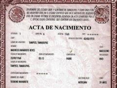 La rioja actas en la rioja capital tel fono y m s info for Legalizaciones ministerio del interior