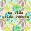 La Vida Color Pompon